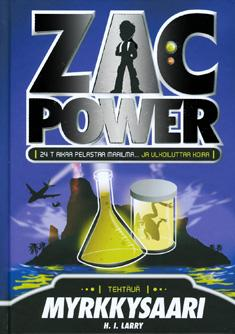 Zac Power-sarja