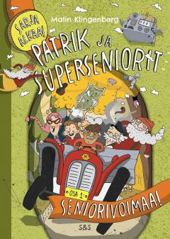 Patrik ja superseniorit -sarja