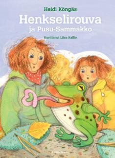 Henkselirouva ja Pusu-Sammakko