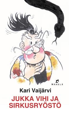 Jukka Vihi ja sirkusryöstö