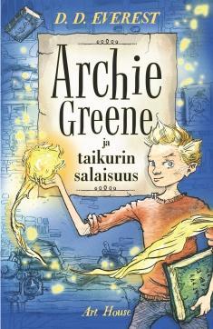 Archie Greene ja taikurin salaisuus