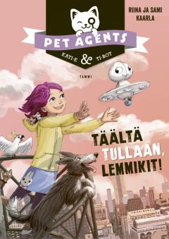 Pet Agents -sarja