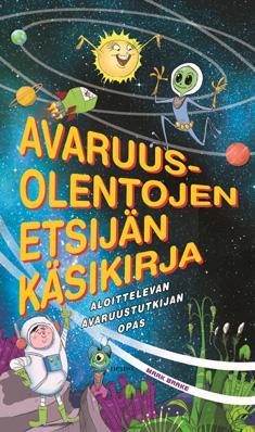 Avaruusolentojen etsijän käsikirja