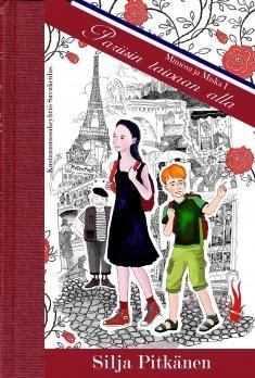 Pariisin taivaan alla (Mimosa ja Miska 1)