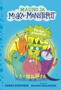 Mauno ja muka-monsterit -sarja
