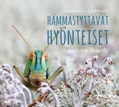 Hämmästyttävät hyönteiset = Amazing insects