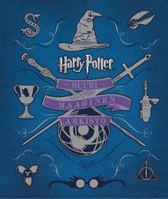 Harry Potter -tietokirjat