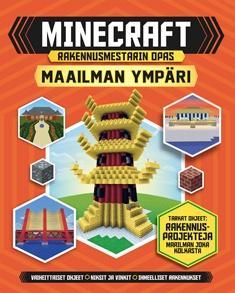 Minecraftoppaat, esim. rakennusmestarin opas