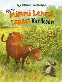 Mimmi Lehmä -kirjat