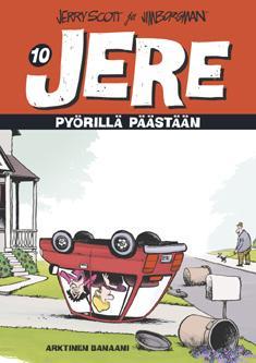 Jere-sarjakuvat