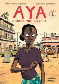 Aya : elämää Yop Cityssä