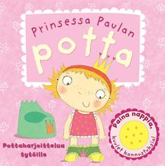 Prinsessa Paulan potta : pottaharjoittelua tytöille