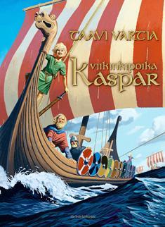 Viikinkipoika Kaspar