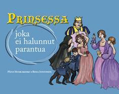 Prinsessa joka ei halunnut parantua