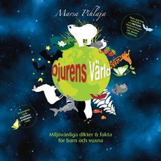 Djurens värld : miljövänliga dikter & fakta för barn och vuxna