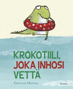 Krokotiili, joka inhosi vettä