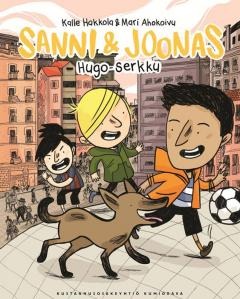 Sanni & Joonas : Hugo-serkku