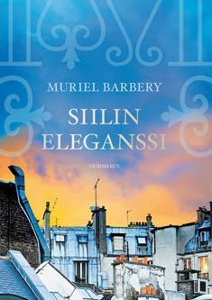 Barbery, Muriel: Siilin eleganssi