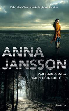 Jansson, Anna: Maria Wern ja Kristoffer Bark -sarjat