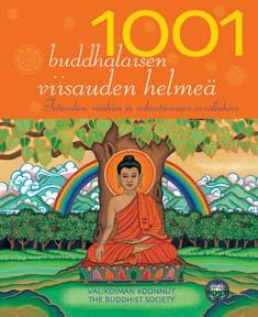 1001 BUDDHALAISEN VIISAUDEN HELMEÄ