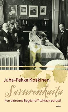Koskinen, Juha-Pekka: Savurenkaita