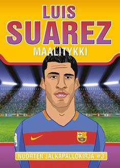 Luis Suarez : maalitykki