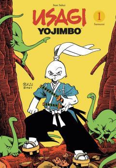 Usagi Yojimbo 1 : samurai